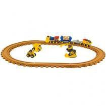 Locomotiva Cat Preschool Express Train - DTC