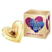 Love Glam Love Eau de Toilette Agatha Ruiz de La Prada - Perfume Feminino - 50ml - Agatha Ruiz de La Prada