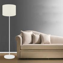 Luminária Coluna Luma Palha - Markine Mobilier - Bivolt - Premier Iluminação