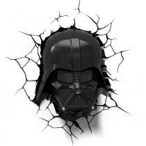 Luminária Darth Vader - 3D Light FX - Pilhas - 3D Light FX