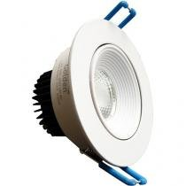 Luminária LED Spot 3W 6500K - Golden Ultra LED