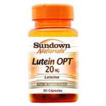 Lutein 30 Cápsulas - Sundown Naturals