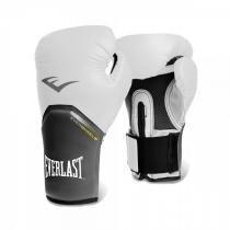 Luva de Boxe Everlast Pro Style 12Oz Branco - Everlast