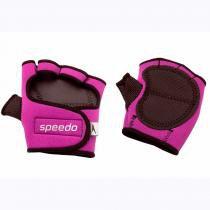 Luva Para Musculação M Power Glove Rosa Speedo - Speedo