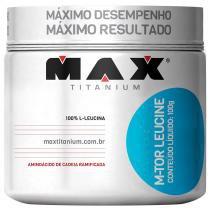 M-Tor Leucine 100g - Max Titanium - Natural - Max Titanium