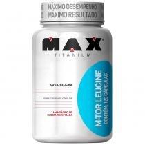 M-Tor Leucine 120 Cápsulas - Max Titanium - Natural - Max Titanium