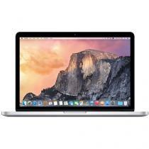 "MacBook Pro LED 13,3"" Apple MF840BZ/A Prata - Intel Core i5 8GB 256GB OS X Yosemite"