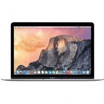 "MacBook Retina LED 12"" Apple MF855BZ/A Prata - Intel Core M 8GB 256GB OS X Yosemite"