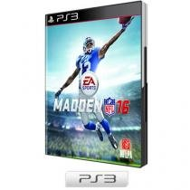 Madden NFL 16 para PS3 - EA