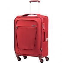 Mala de Viagem Samsonite B-Lite II Spinner Grande - com cadeado TSA - Vermelho