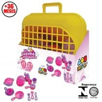 Maleta Kit Cozinha - Bell Toy - Bell Toy