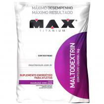 Maltodextrin 1kg - Max Titanium - Max Titanium