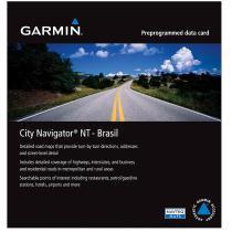 Mapa City Navigator NT Brasil em Micro Sd Card Original Garmin 10759-00 - Garmin