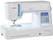 Máquina de Costura Janome SKYLINE S5 - 170 Pontos