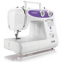 Máquina de Costura Portátil Confiance JX-6000 Elgin - 220V - Elgin