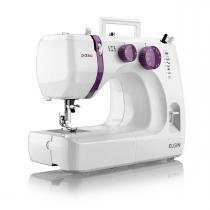 Máquina de Costura Pratika JX 2051 9 Pontos Branca Elgin - 220 Volts - Elgin