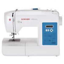 Máquina de Costura Singer Brilliance 6160 - Eletrônica 56 Pontos