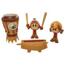Maraca e Tambor Moana Disney Moana - Sunny Brinquedos