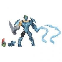 Marvel Super Hero Mashers Whiplash - Hasbro