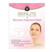 Máscara Facial de Tratamento TU Skinlite - Máscara Facial - 4 Unidades - Skinlite