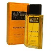 Masculin Equateur Bourjois - Perfume Masculino - Eau de Toilette - 100ml - Bourjois