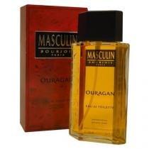 Masculin Ouragan Bourjois - Perfume Masculino - Eau de Toilette - 100ml - Bourjois