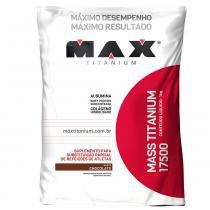 Mass Titanium 17500 3kg Refil - Max Titanium - Chocolate - Max Titanium