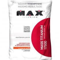 Mass Titanium 17500 3kg Refil - Max Titanium - Max Titanium