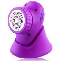 Massageador para os Pés Vibratório Feet Care Ana Hickmann RM PE835C PU Roxo - RelaxMedic - Relaxmedic