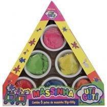 Massinha Triângulo - Utiguti