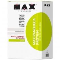 Max Panqueca Protein 600g - Max Titanium - Natural - Max Titanium