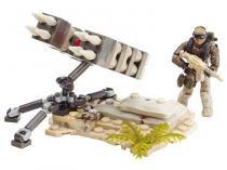 Mega Bloks - Call of Duty Conjunto Combate - Sam Turret com Acessórios - Mattel