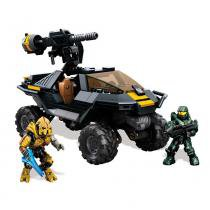Mega Bloks Halo Gausshog - Mattel - Mega Bloks
