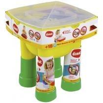 Mesa de Atividades Didática Infantil 2 em 1 MK241 - Dismat - Dismat