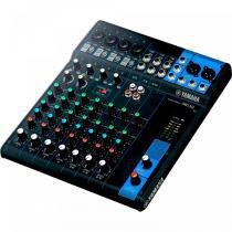 Mesa de Som analógico mixer 10 canais MG10 - Yamaha - Yamaha