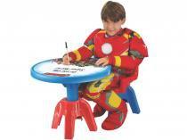 Mesa Infantil Avengers de Atividades - Lider Brinquedos