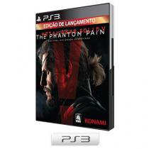 Metal Gear Solid V: The Phantom Pain para PS3 - Konami