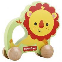 Meu Primeiro Leão sobre Rodas - Fisher-Price - Fun