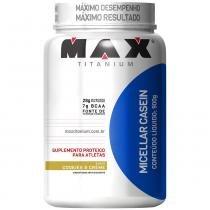Micellar Casein Pote 900g - Max Titanium - Max Titanium