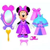 Mickey Mouse Clubhouse Minnie Princesa - Fisher-Price