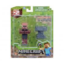 Minecraft Figura Blacksmith - Multikids - Minecraft