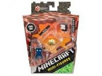 Minecraft Minifigures Netherrak Series - 3 Pack - Mattel