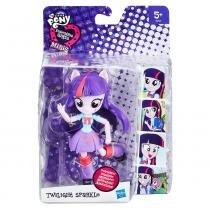 Mini Boneca My Little Pony Equestria Girls Sparkle - Hasbro - hasbro