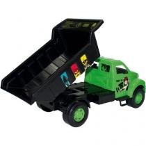 Mini Caminhão Infantil Ben 10 Basculante - Multibrink