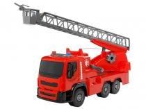 Mini Caminhão Infantil Brutale Bombeiro - Roma Brinquedos