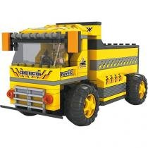 Mini Caminhão Infantil Caminhão Construção Remoto - Bee Me Toys
