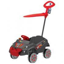 Mini Carro 1ª Infância - KidCar Sport Passeio Bandeirante