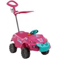 Mini Carro a Pedal Infantil 1ª Infância - KidCar Sport Passeio Bandeirante