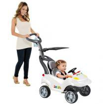 Mini Carro a Pedal Infantil Smart Baby Plus - Bandeirante