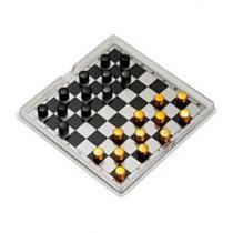 Mini Jogo de Dama - Incasa NM00022
